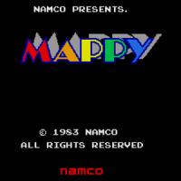 Mappy - Namco